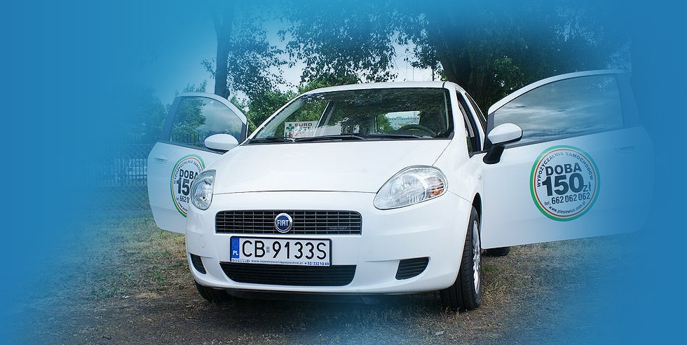 Wypożyczalnia samochodów Bydgoszcz